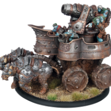 TrollBlood War Wagon Battle Engine